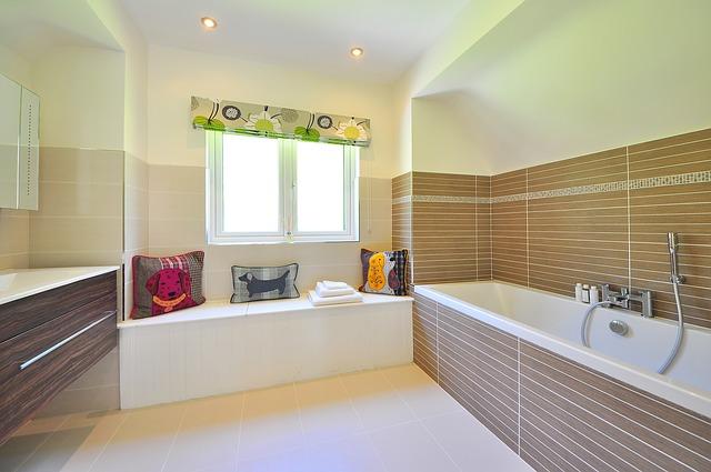 inbouwspots-badkamer