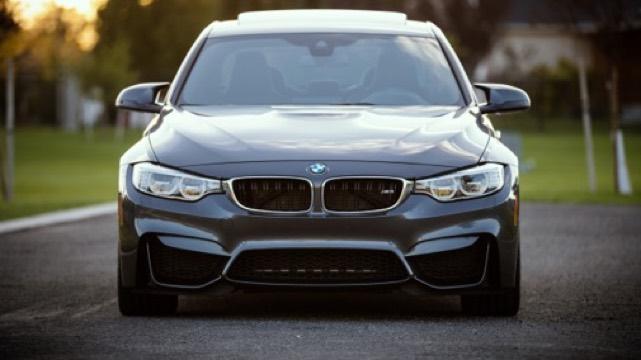 Het nieuwe logo van BMW