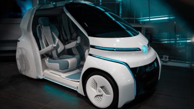 Elektrische autos van de toekomst (1)