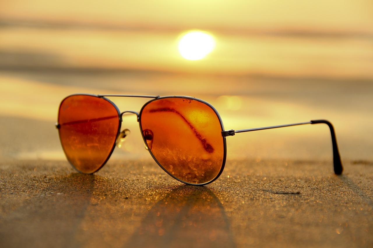 Een nieuwe zonnebril kopen