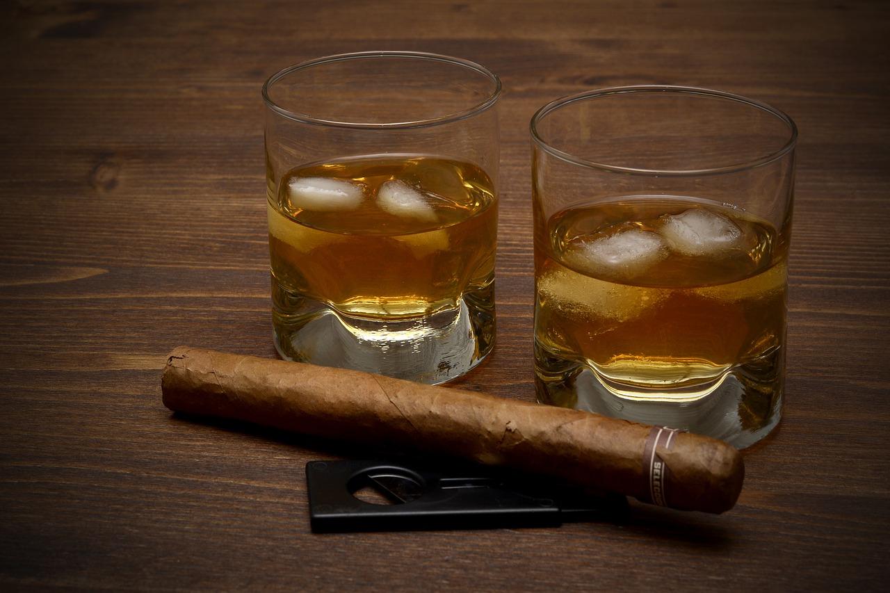 Diverse soorten alcohol online te koop